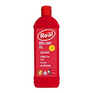 Real Brilliant gel 500g + 150g zdarma