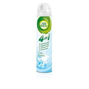 Airwick Spray 4v1 Svěží vánek 240ml