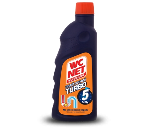 WC NET Turbo 500ml
