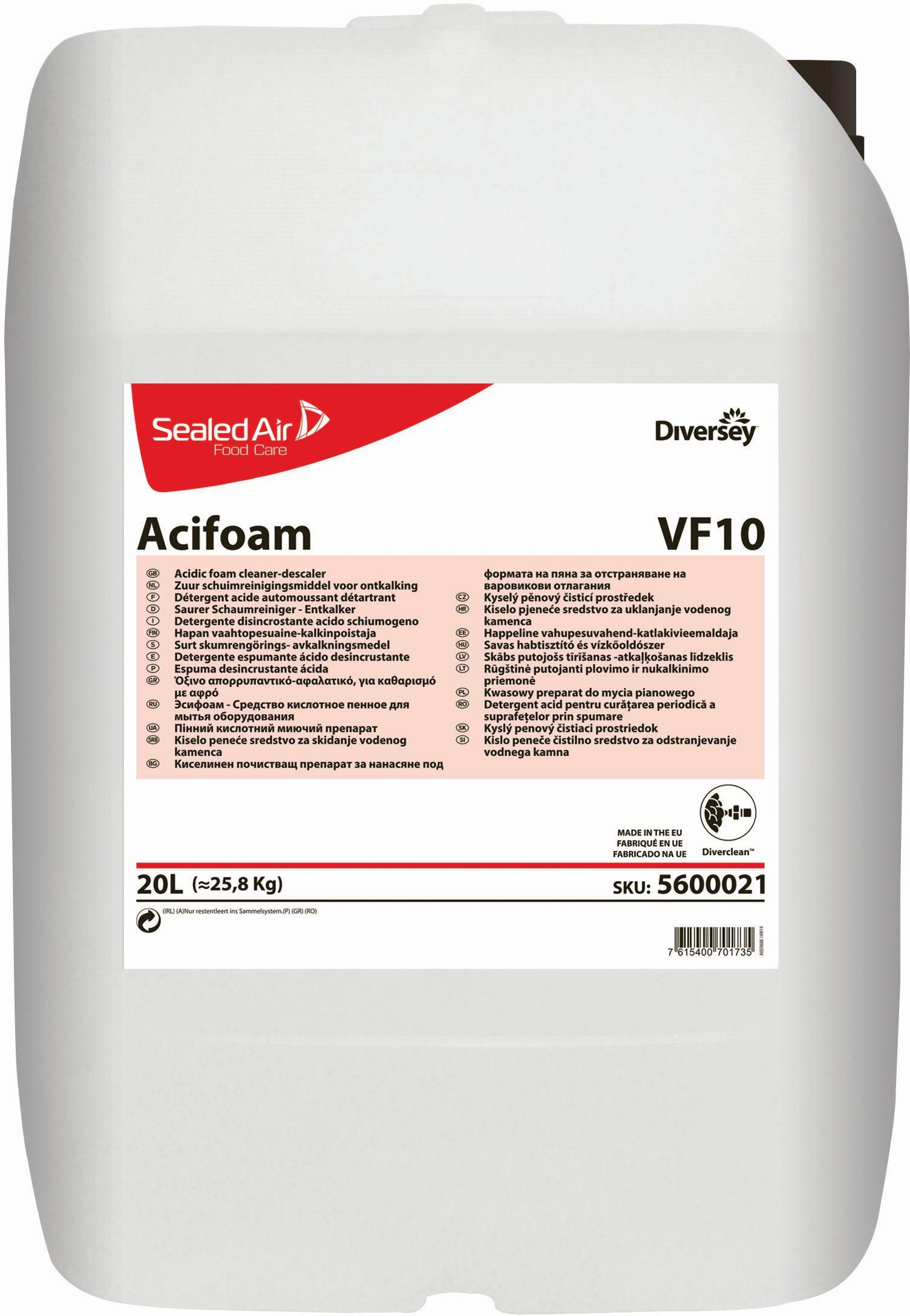 Acifoam VF10, 20kg