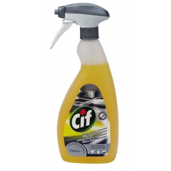 Cif Prof.Power Odmašťovač 750ml