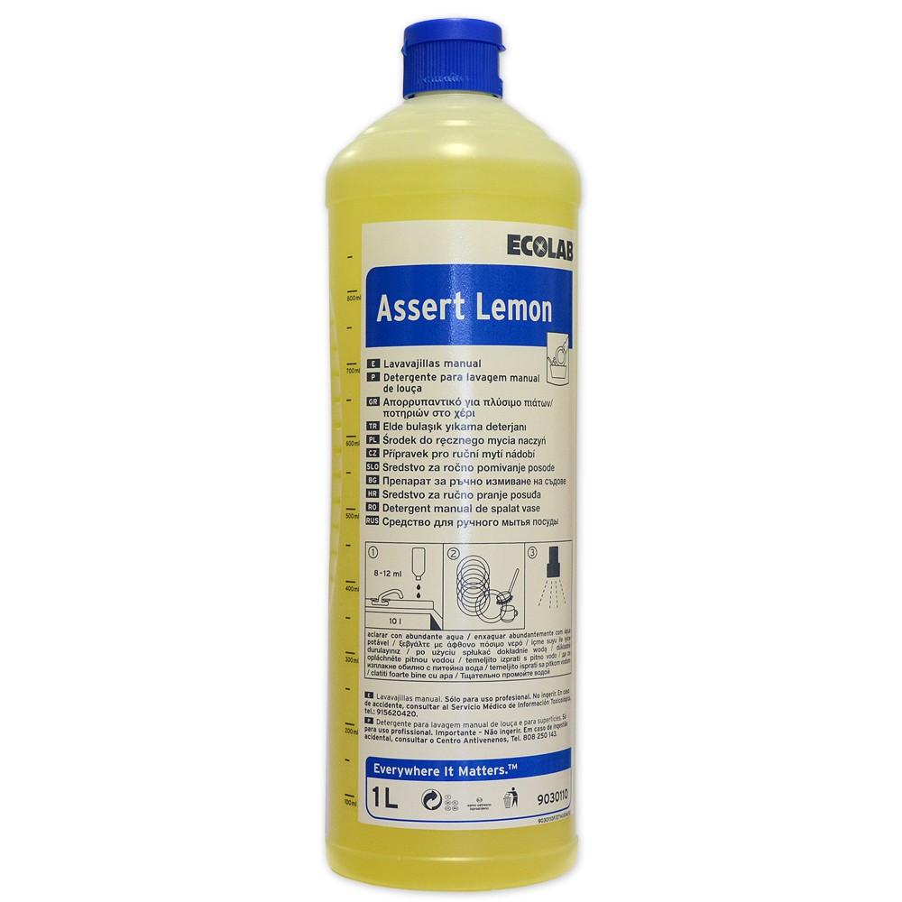 Assert Lemon 1l ručí mytí nádobí a ploch