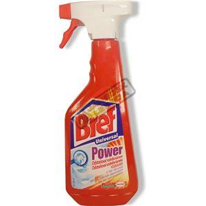 Bref Power proti rzi, zbytkům mýdla 500ml MR (červený)