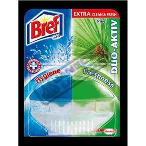 Bref WC gel Duo-Aktiv Pine  komplet 50ml