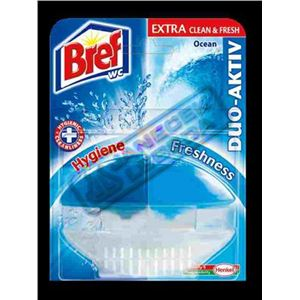 Bref WC gel Duo-Aktiv Oceán komplet 50ml