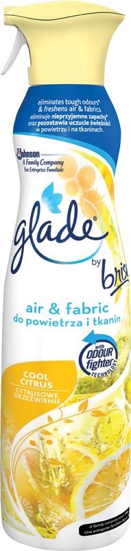 Glade Refresh Svěží citrus 275ml