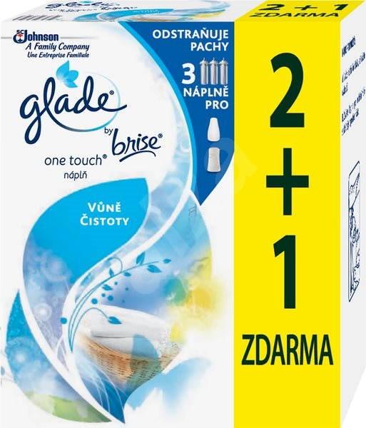 Glade One Touch Vůně čistoty 3x10ml náplň