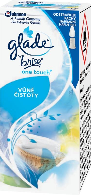 Glade One Touch Vůně čistoty 10ml náplň