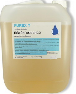 Purex T 10kg - extrakce koberců