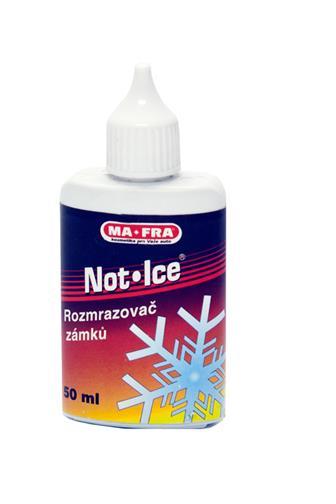 Not Ice rozmrazovač zámků 50ml