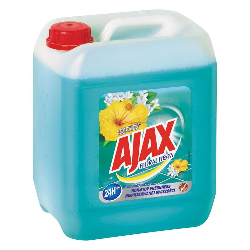 Ajax Lagoon flowers (modrý) 5l