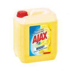 Ajax Baking Soda+ Lemon (žlutý) 5l
