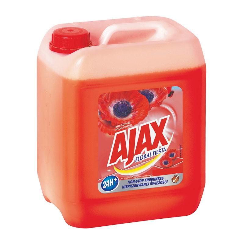 Ajax Red flowers (červený) 5l