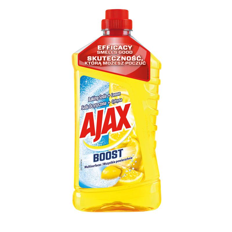 Ajax Boost Baking Soda a Lemon 1 l