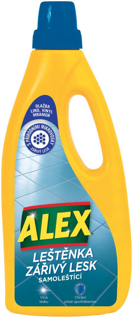 Alex leštěnka na lino a dlažbu 750ml