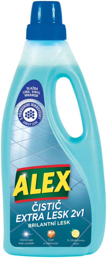 Alex 2v1 na lino a dlažbu 750ml