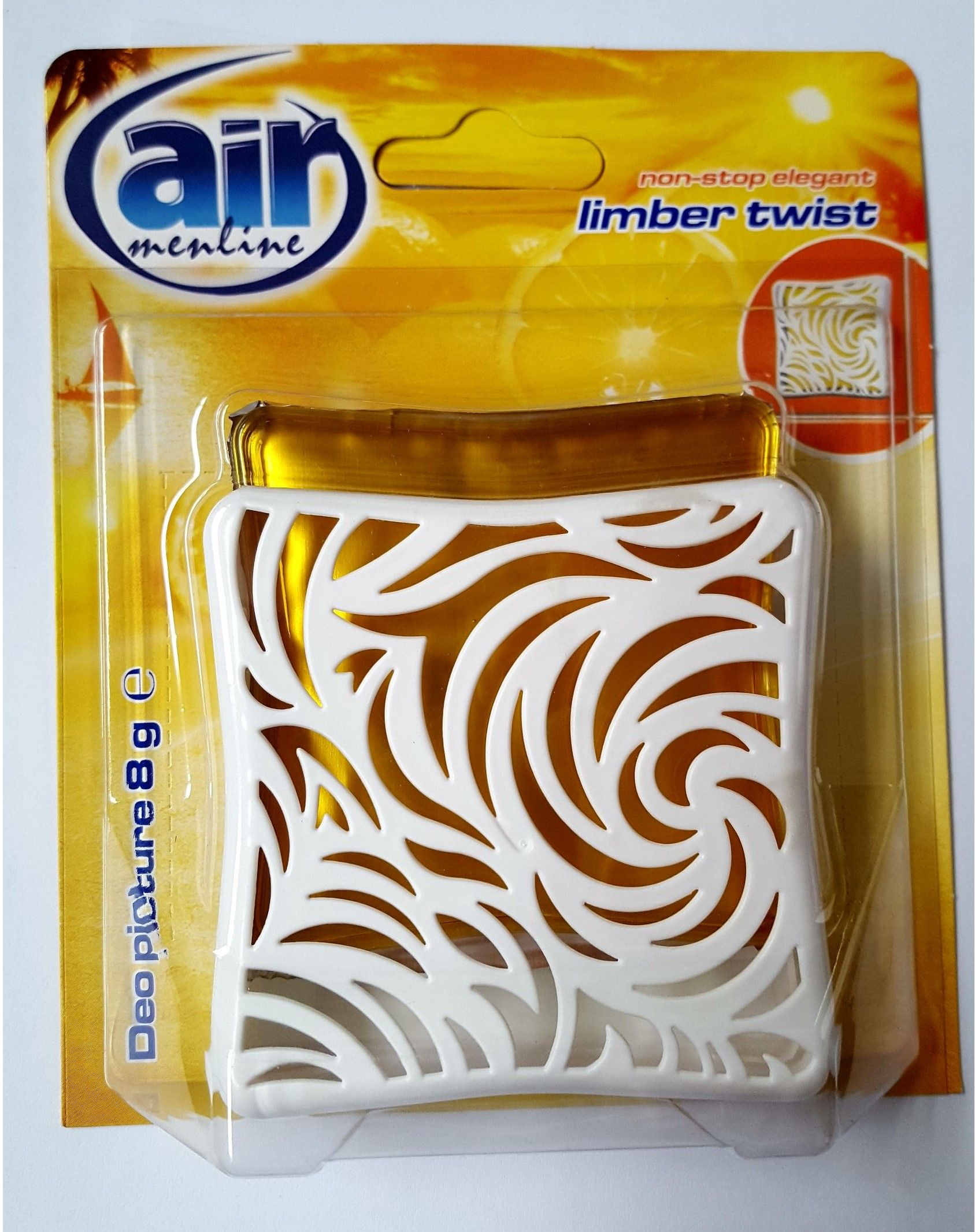 Air menline Deo Picture osvěž. 8g Limber Twist