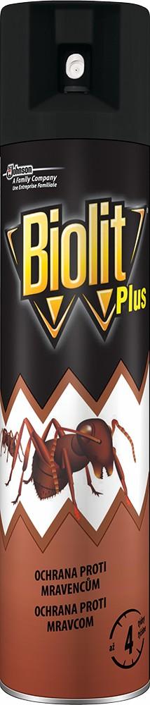 Biolit Plus proti mravencům 400ml