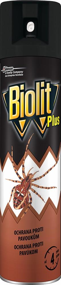 Biolit Plus Stop pavoukům 400ml