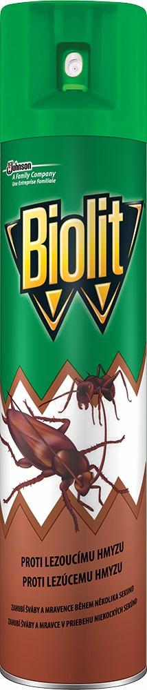 Biolit sprej proti lezoucímu hmyzu 300ml