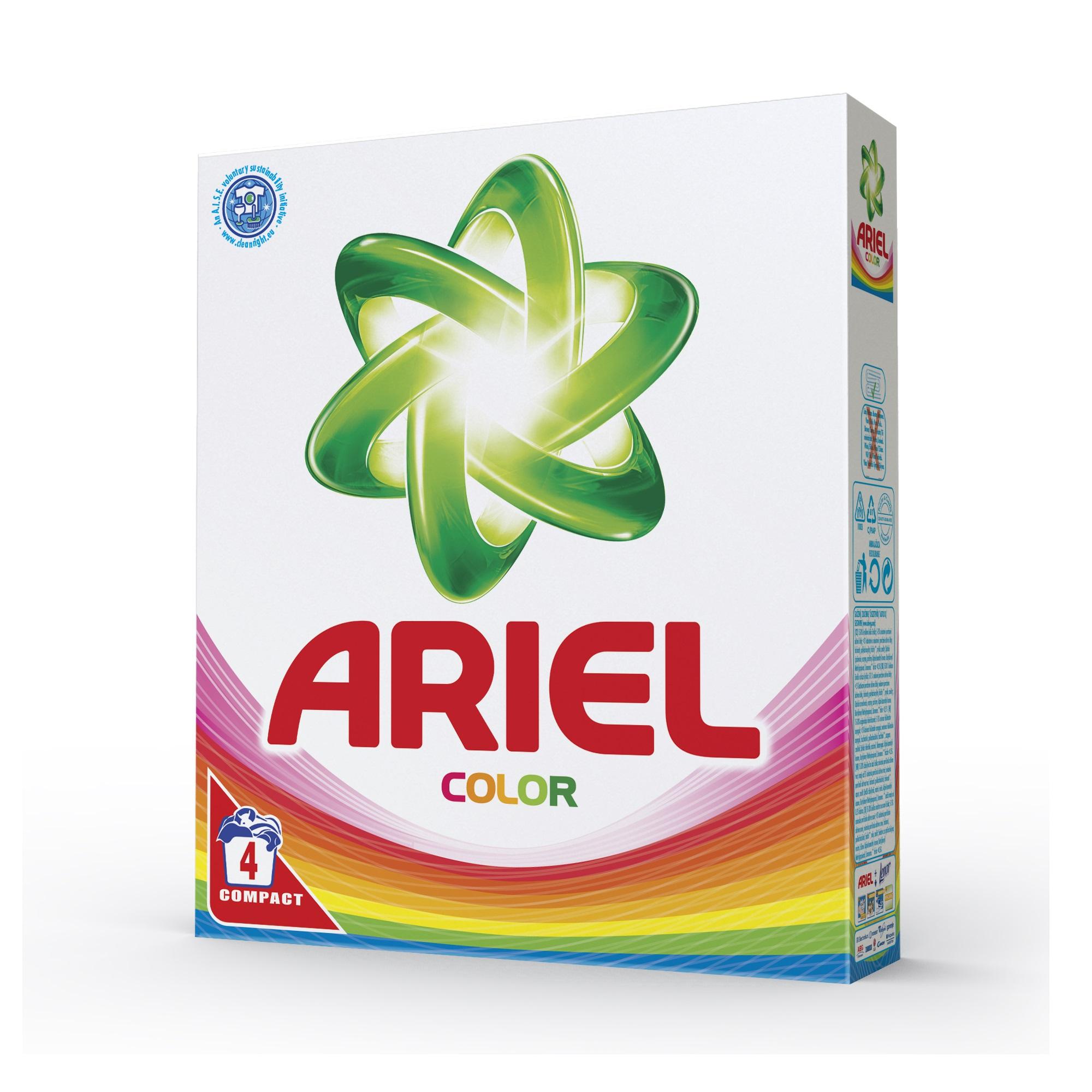 Ariel 280g 4dávky Color