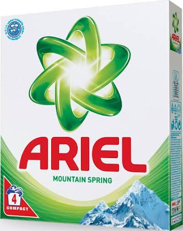 Ariel 300g 4dávky Mountain  Spring