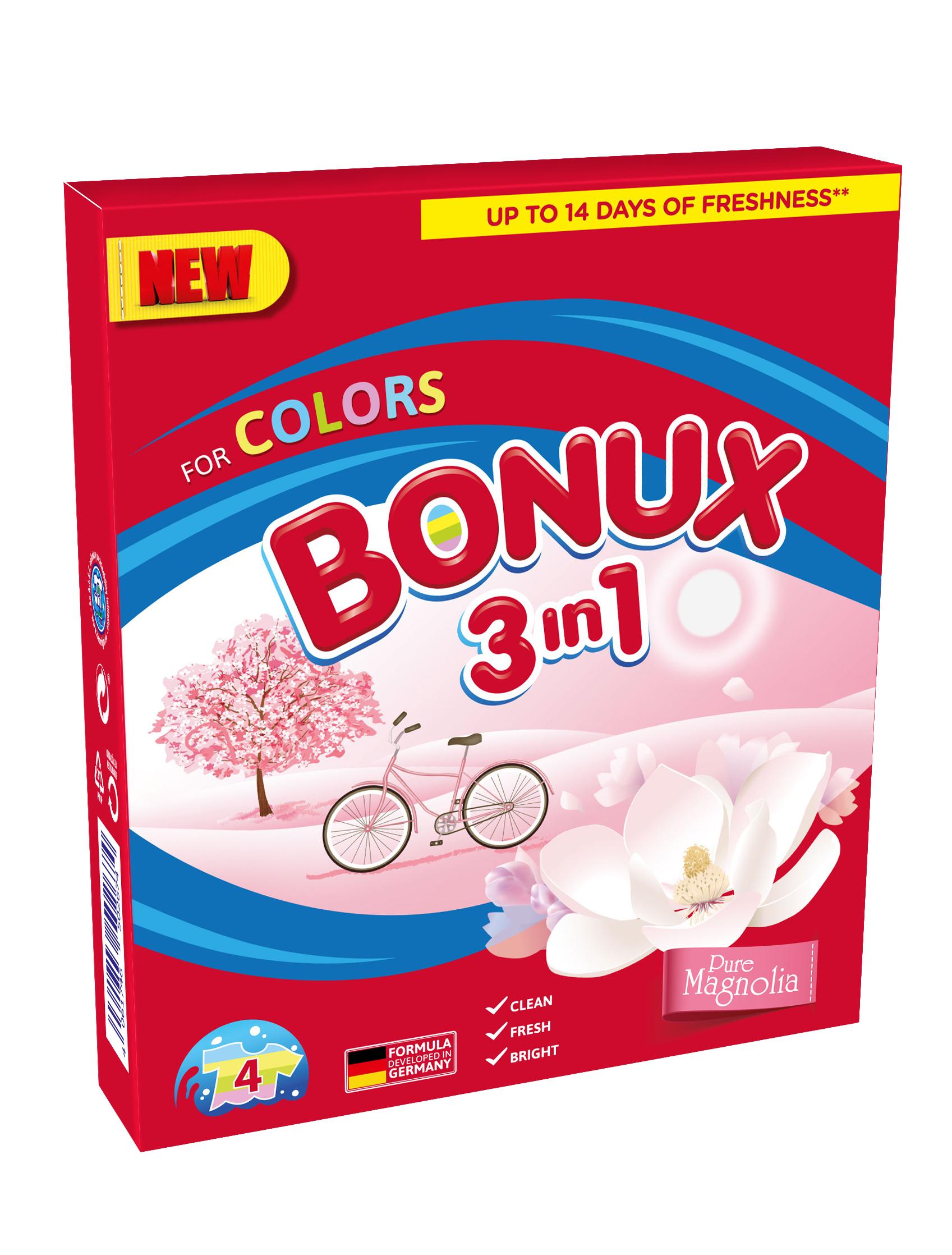 Bonux 300g 4dávky Magnolie