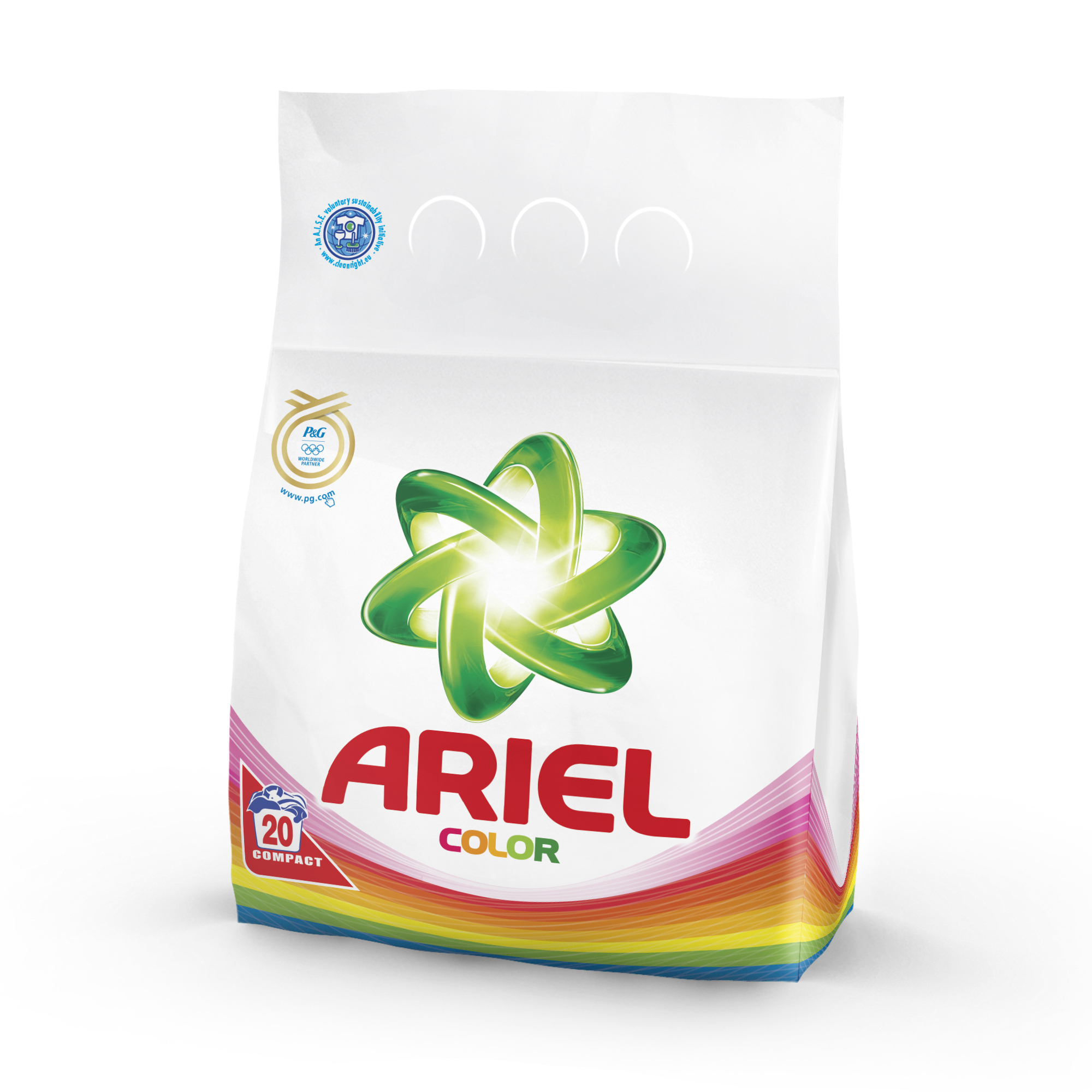 Ariel 1,5kg 20dávek Color