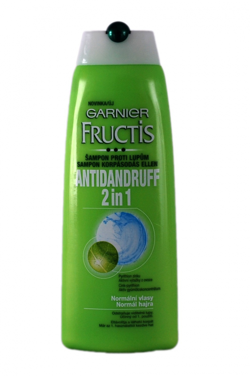 Fructis šampon Antidandruff 2v1 250ml