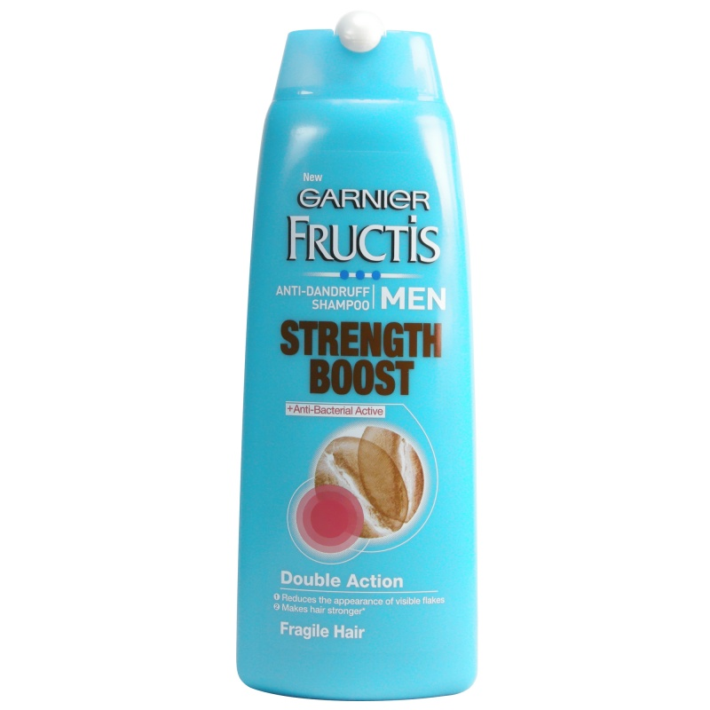 Fructis šampon Men Strenght Boost 250ml