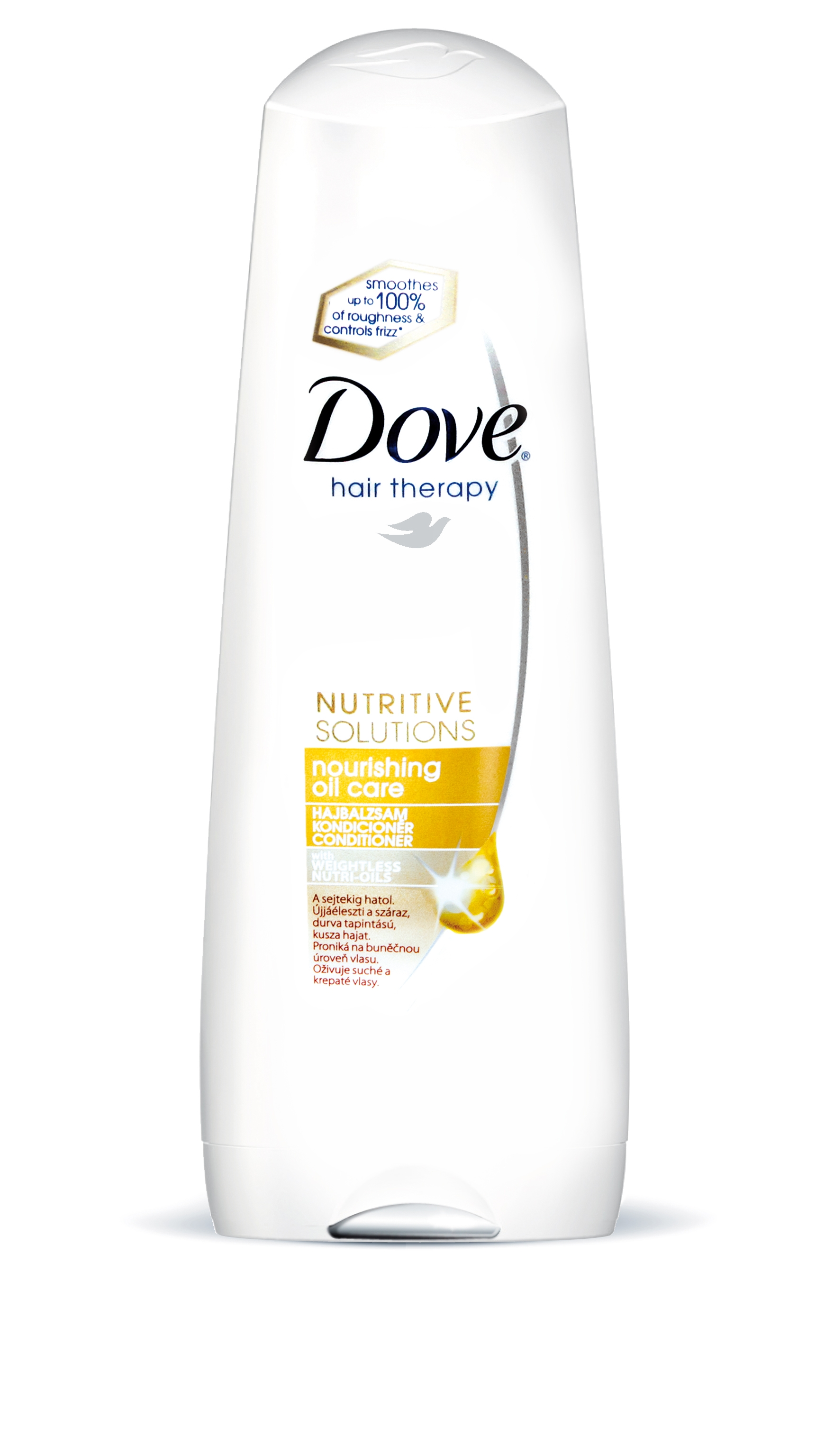 Dove kondi Nourishing oil care 200ml