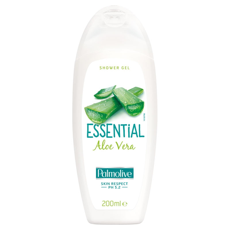 Palmol.sprch.gel Essential Aloe 200ml