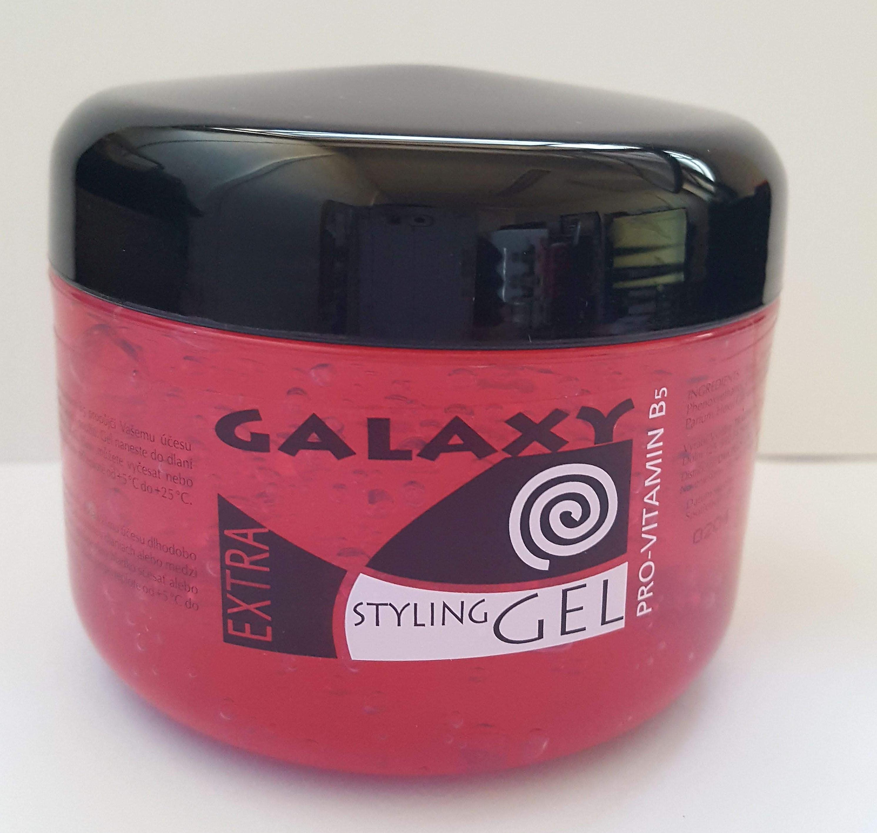 Galaxy gel na vlasy 275ml Extra