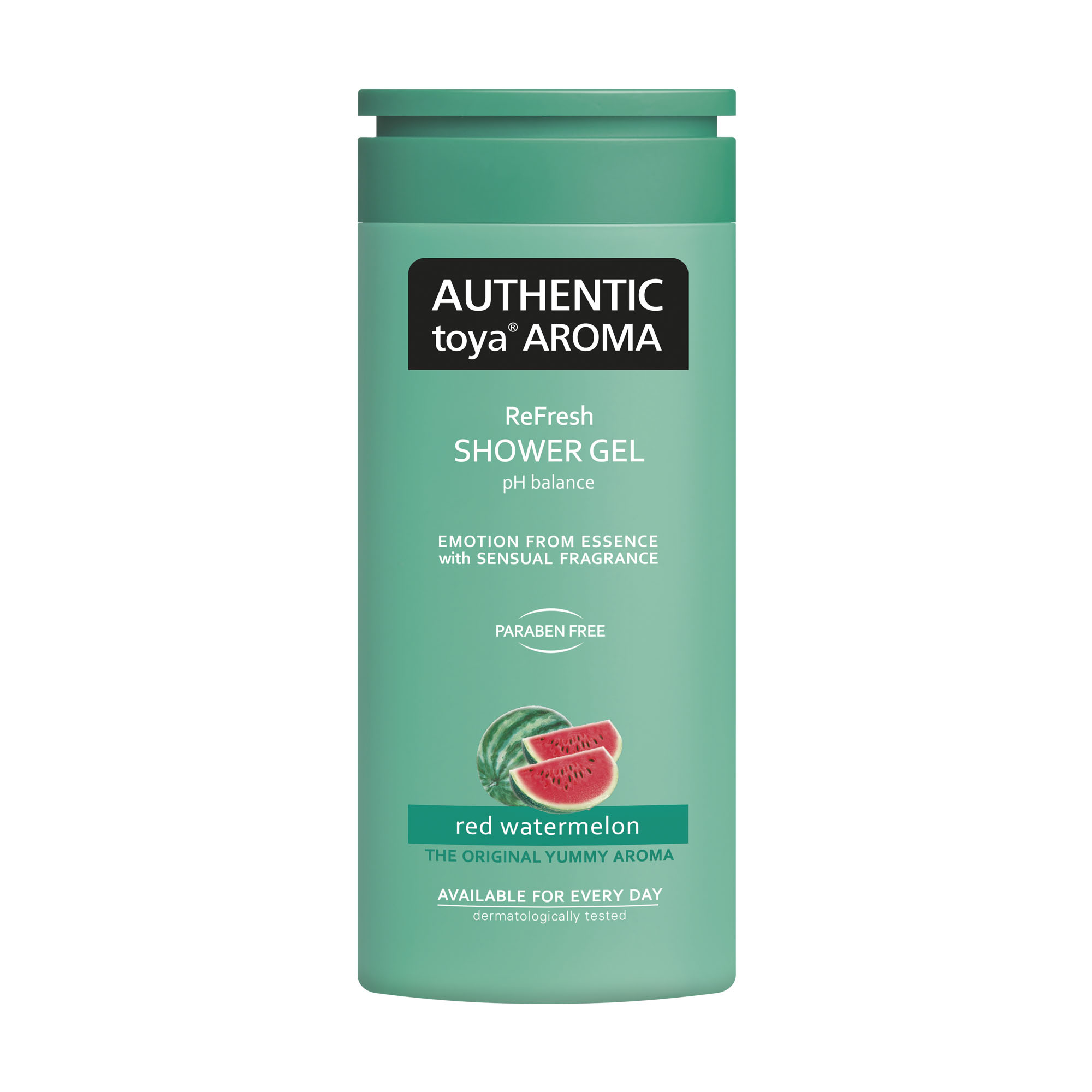 AUTHENTIC sprchový gel 400ml Red watermelon