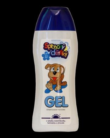 3K Dětský sprchový gel 300ml
