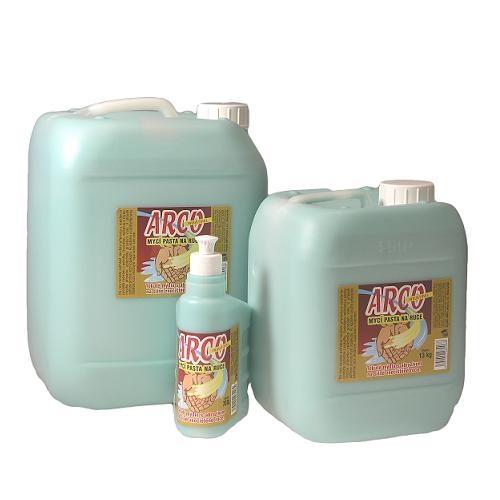 Arco Industrial tekutá mycí pasta s abrazivem 500 ml