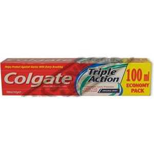 Colgate ZP Triple Action 100ml