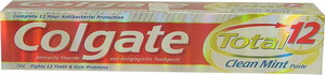 Colgate ZP Total 12 Clean Mint 75ml