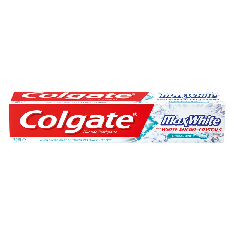 Colgate ZP Max White 75ml
