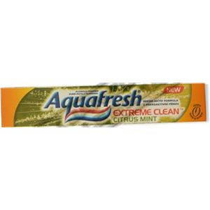 Aquafresh Extreme Clean Citron 75ml