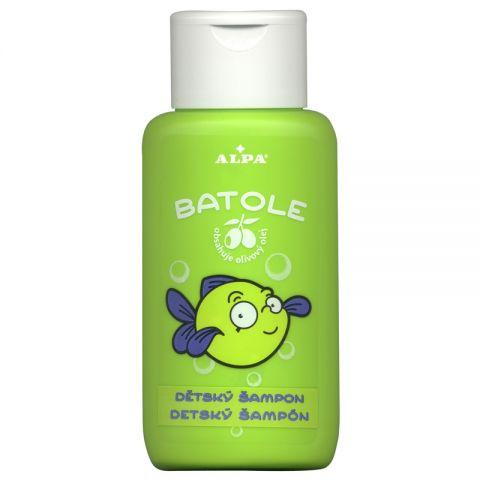 Batole dětský šampon s oliv. olejem 200ml