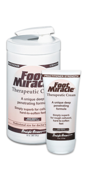 Foot Miracle krém na nohy 177ml