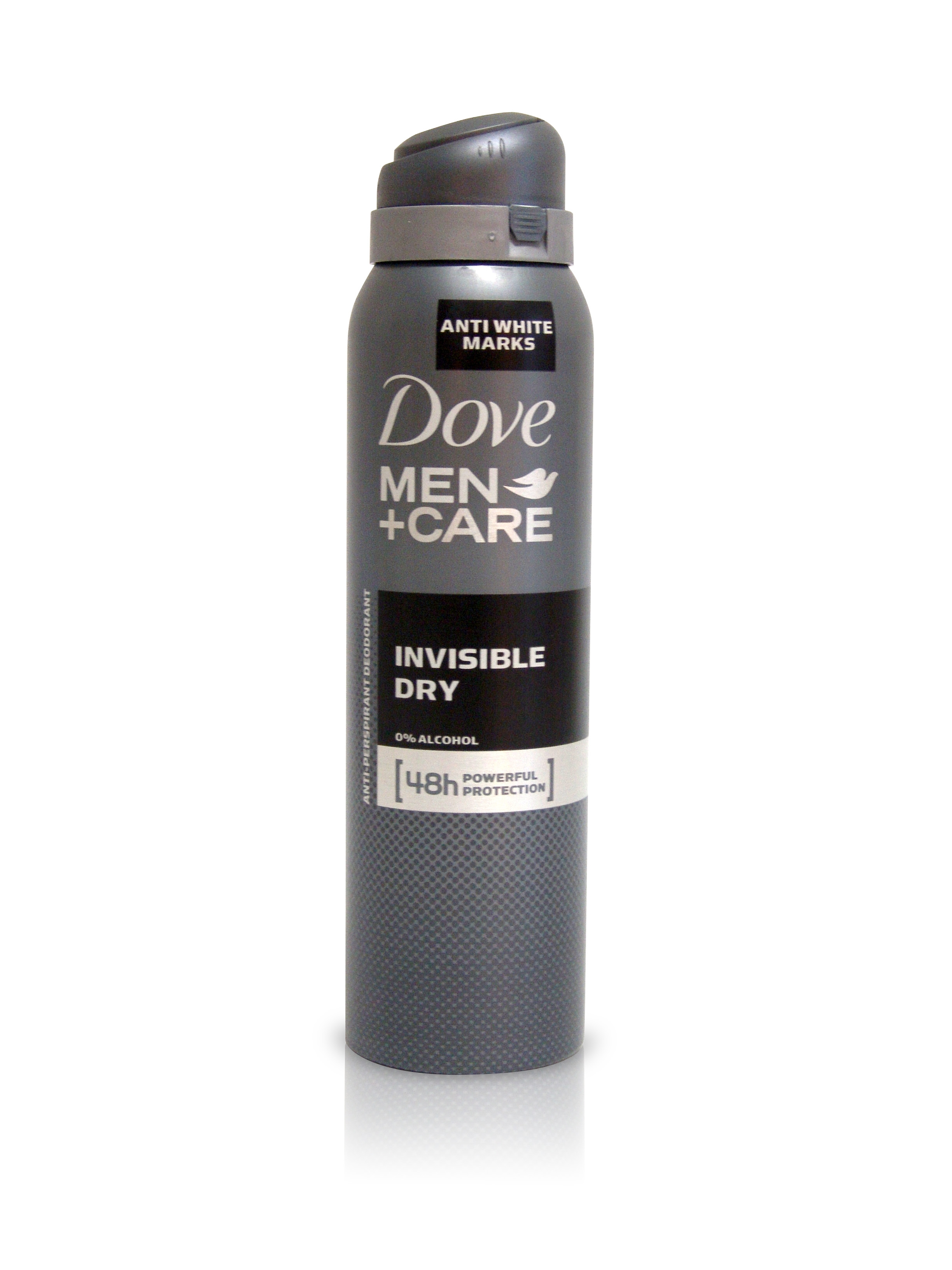 Dove Deo spray Invisible Dry pánský 150ml