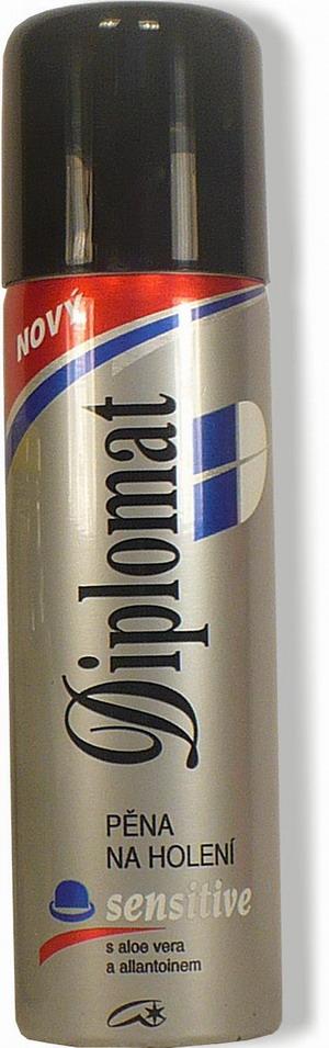 Diplomat gel na holení classic 200ml