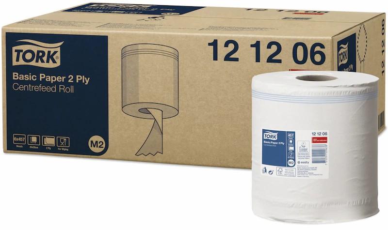 Papír.ručníky M-Tork 2vrst. role121206