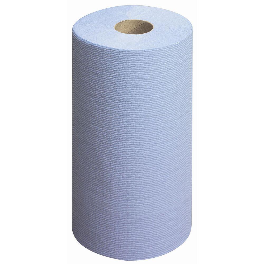Průmyslové utěrky papír. Wypall L10 7123