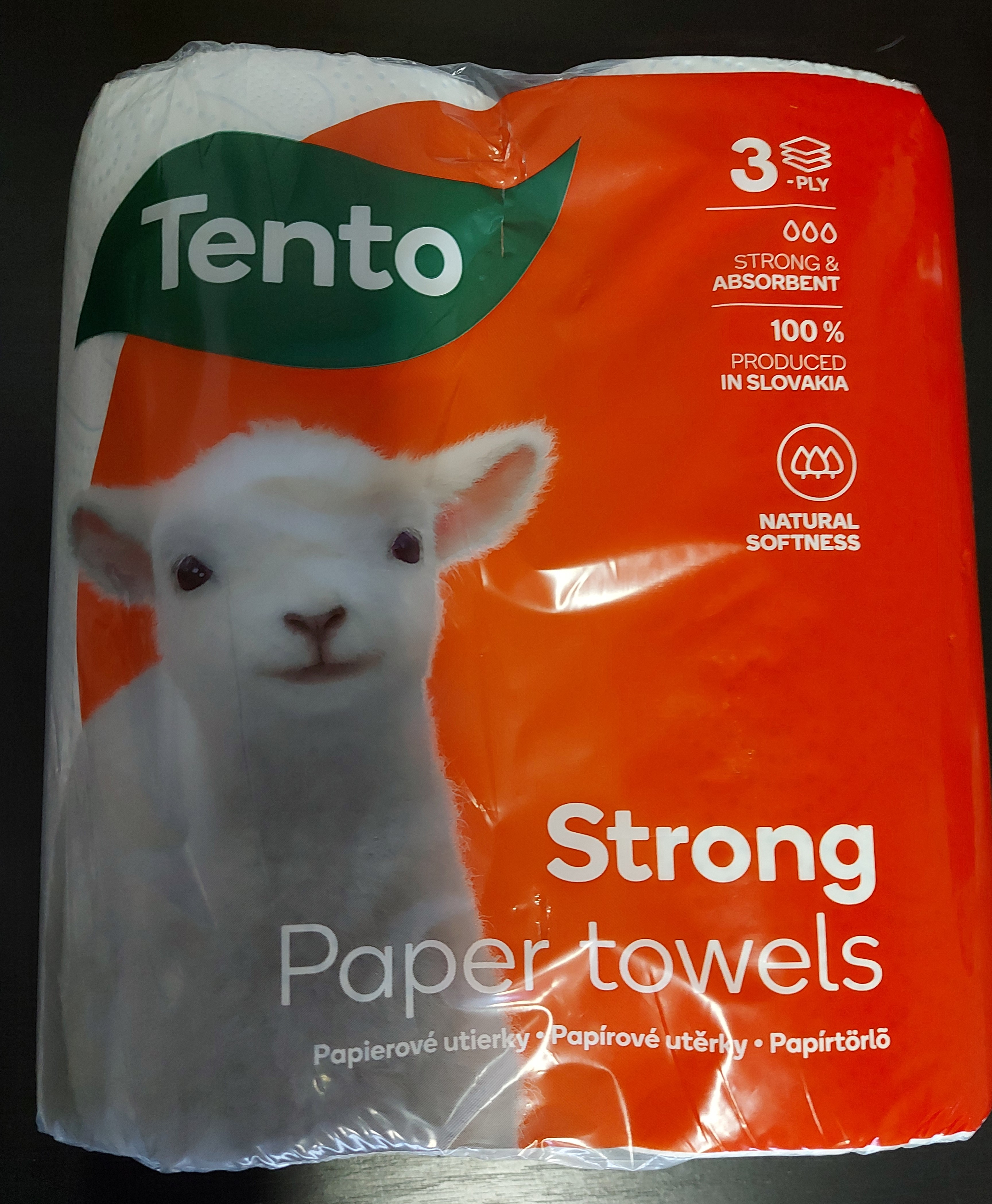 KU Tento Extra strong 3vr. 1role (2) 103868
