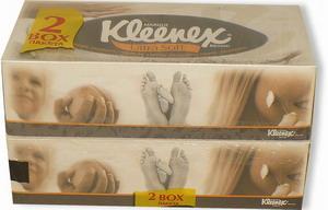 Pap.kap.Kleenex Original krabička 3vrst. 70ks