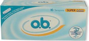 O.B.tampon Super  ProComfort 16ks