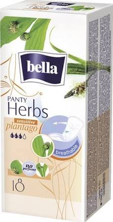 Bella Herbs Sensitive slipové vložky 18ks